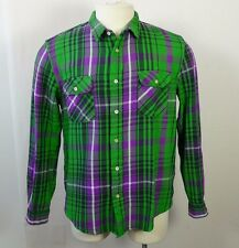 Levis LVC 1950s Shorthorn Shirt Made in Italy NWT Retail $210 (See Sizes)