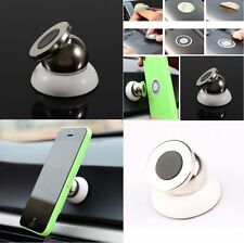 360° Universal Car Sticky Magnetic Stand Mount Holder For Cellphone Phone Mobile