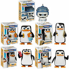 FUNKO POP! MOVIES: PENGUINS OF MADAGASCAR VINYL FIGURES