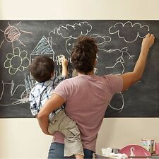 Chalk Board Blackboard Removable Vinyl Wall Sticker Decal Kids Decor