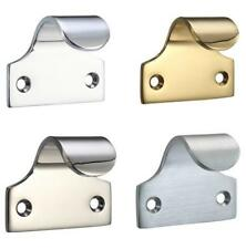 Sash Lift Handle / Window Lift - Brass, Chrome & Nickel Finishes with Screws