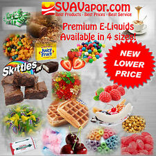 SVA PREMIUM eliquid E-juice E liquid vape Made in USA! Satisfaction Guaranteed!