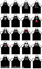NOVELTY APRONS BBQ RUDE FUNNY CHEF COOKS KITCHEN PARTY BIRTHDAY PRESENT GIFT