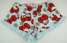 Peter Alexander Womens- Hello Kitty Little Miss Hug PJ Shorts- BNWT- Choose Size