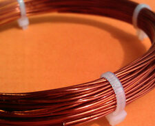 0.40mm 26-Gauge Enameled Copper Magnet Wire AWG SWG 26G conductor winding thread