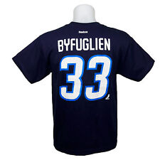 Winnipeg Jets Dustin Byfuglien CHILD NHL Player Name & Number T-Shirt