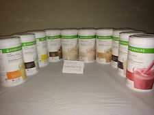 NEW! 2 Herbalife Formula-1 Shakes MULTIPLE FLAVORS! (FREE SHIPPING)