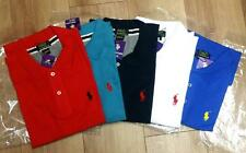 Ralph Lauren Polo Shirt custom fit 6 colours available