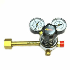 Single Stage 2 Gauge Co2 Mig Welding Regulator, Pub Gas Bottles + Flowmeter/Hose