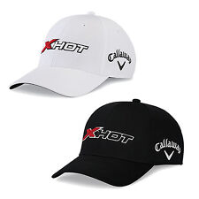 New Callaway Golf X-Hot Tour Authentic Mens Adjustable Hat Black or White