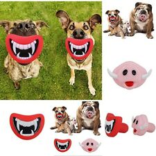 Pet Dog Puppy Dental Teeth Chew Sound Toy  Novelty Dogs Play Toys