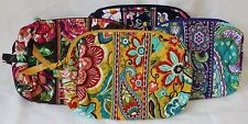 NWT Vera Bradley Medium Cosmetic Bag Case - You Choose