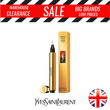 YSL Yves Saint Laurent Touche Eclat Radiant Touch Concealer Shade NO 1 1.5 2 2.5