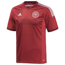 adidas Denmark World Cup WC 2014 Home Soccer Jersey Brand New Red