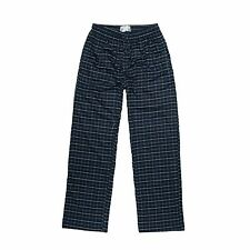 Men's  knit pajama pants draw string /lounge pants/100% cotton/Medium