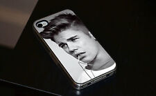 Justin Biber Chain Sexy BW Phone Case Fits iPhone 4 4s 5 5s 5c 6