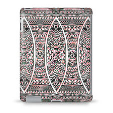 Doodled Tribals in Red & Black Case - fits iPad Kindle Samsung Galaxy Tab
