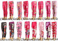 2 - PACK Girls Summer CHARACTER Leggings Kids & Toddlers Tights Age 1-12 Years