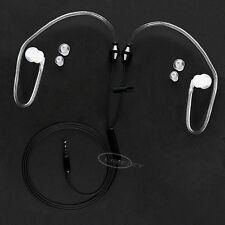 FBI Air Tube Earphone Headset For 3.5mm Cell phone Mobile phone Smart phone A210