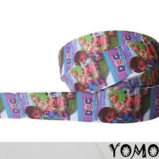 "1"" 25mm Cartoons Printed grosgrain ribbon 10/50/100 yards hairbow Wholesale"