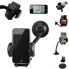 New Universal 4 IN 1 Long Suction Mount Air Vent Car Holder For Various Phones
