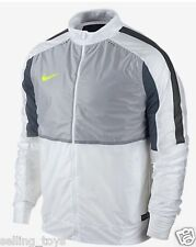 677193-100 New with tag Nike Men's Revolution Elite light weight Soccer Jacket