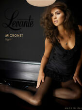 Levante Micronet Tights, Close Net, Fishnet Tights, Black Net Pantyhose