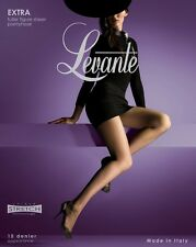 Levante Extra Sheer Tights - Plus Size Tights Available in XL & XXL| Pantyhose