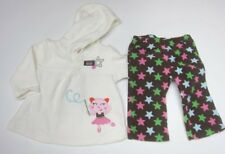 New Infant Baby Girls 2 Pc Outfit Set Sz:3-6,18 Months Child Of Mine