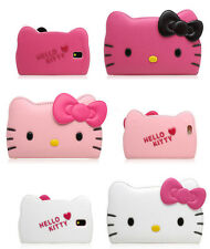Hello Kitty Case iPhone 5/5s Wallet Cover Clutch  Authentic Made Korea 3Colors