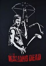 AMC's The Walking Dead Daryl Dixon Men's T-Shirt Officially Licensed Tee