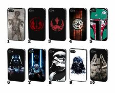 Star Wars Stormtrooper Darth Vader Phone Case Cover for iPhone and Samsung