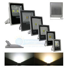 LED Outdoor Landscape Flood Light Slim Spotlight Lamp Waterproof IP66 E11A