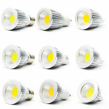 Ultra Bright MR16/GU10/E27/E14 Dimmable CREE LED COB Spot Light Bulbs 6W/9W/12W