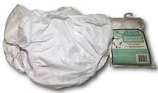 Dappi Early Cloth Diaper NYLON Baby Pants 2-pk S-M-L Reusable Washable toileting