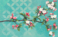 Cherry Blossoms by Kathrine Lovell Floral Art Paper Print or Canvas
