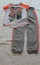 MONSTER HIGH #13 FRANKIE STEIN LIGHT WEIGHT JOGGING SET  NWT