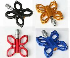 Aluminum  Road Cycling Bearing butterfly Pedals Mountain Bike Bicycle Flat Pedal