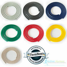 TheraBand resistenza TUBING Esercizio Pilates Fitness PHYSIO THERA-BAND catapultare