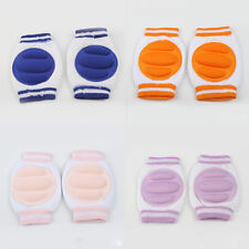 JKM Kids Safety Crawling Elbow Cushion Infants Toddlers Baby Knee Pads Protector