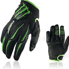 Cycling Bicycle Bike Motorcycle Full Finger Antiskid Silicone Gel Gloves M-XL