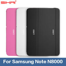 Original Business PU Leather Skin Tablet Case For Samsung Galaxy Note 10.1 N8000