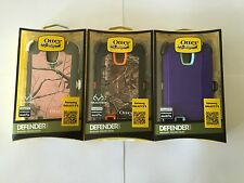 Otterbox Defender Case & Clip for Samsung Galaxy S4 AP Pink-Realtree Camo- Lily