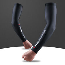 New Cycling Bike Bicycle Arm Warmers Cuff Sleeve Cover UV Sun Protection - X026