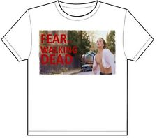 AMC FEAR THE WALKING DEAD SEASON 1 NEW HOT  T SHIRT   LIMITED EDITION!  +
