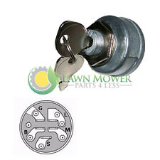 Starter/Ignition Switch-Replaces AYP, Briggs & Stratton, Husqvarna & Many More