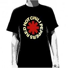 Red Hot Chili Peppers - Asterisk Logo - Mens Short Sleeve T-Shirt