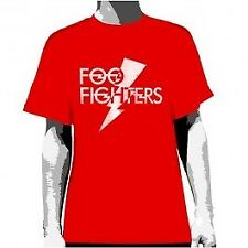 Foo Fighters - Lightning Bolt - Mens Short Sleeve T-Shirt
