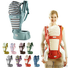 POGNAE ORGA HIPSEAT CARRIER, 100% Organic, Baby Carrier, Korea Hipseat Carrier