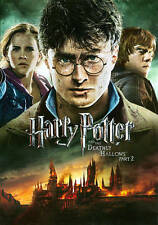 Harry Potter and the Deathly Hallows: Part II (DVD, 2011)